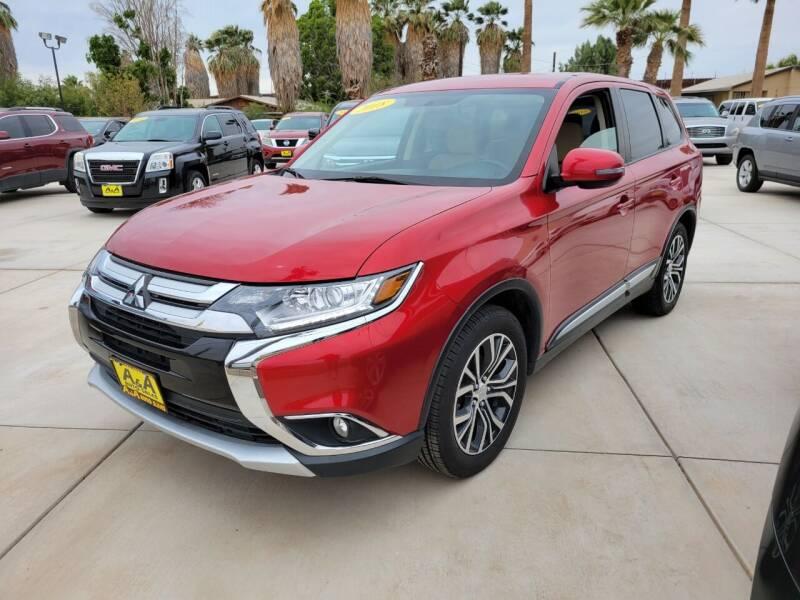 2018 Mitsubishi Outlander for sale in Gadsden, AZ