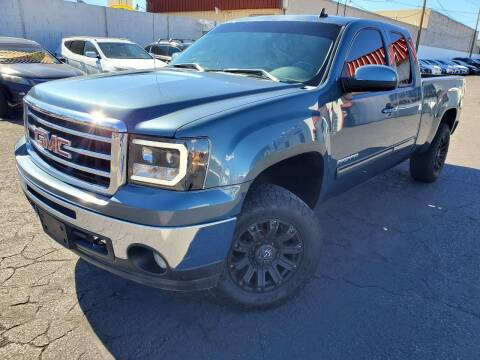 2012 GMC Sierra 1500 for sale at Auto Center Of Las Vegas in Las Vegas NV