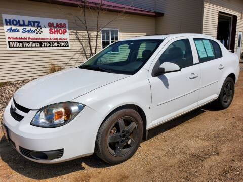 2008 Chevrolet Cobalt for sale at Hollatz Auto Sales in Parkers Prairie MN