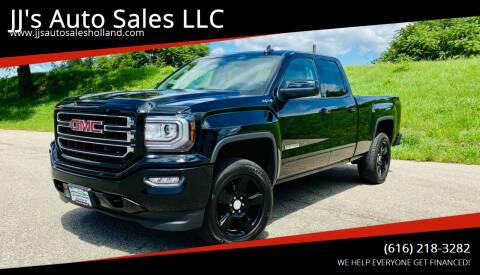 2017 GMC Sierra 1500 for sale at JJ's Auto Sales LLC in Holland MI