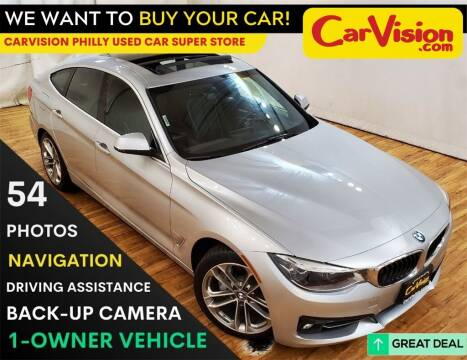 2017 BMW 3 Series for sale at Car Vision Mitsubishi Norristown - Car Vision Philly Used Car SuperStore in Philadelphia PA