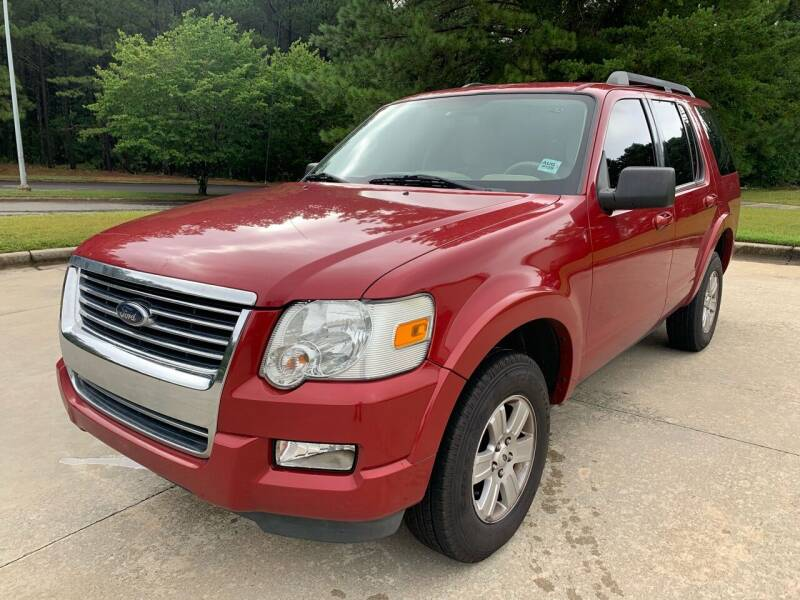 2010 Ford Explorer for sale at Global Imports Auto Sales in Buford GA