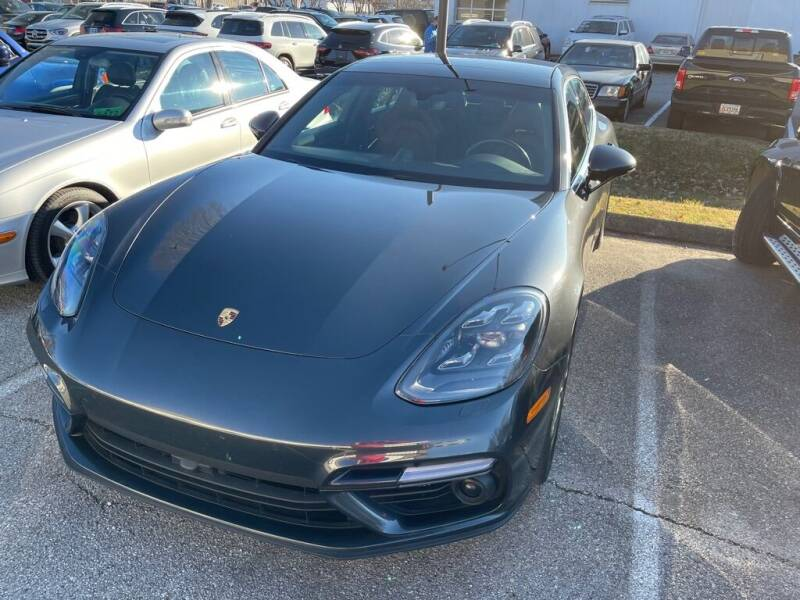 2018 Porsche Panamera for sale at Z Motors in Chattanooga TN