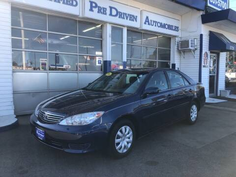 2006 Toyota Camry for sale at Jack E. Stewart's Northwest Auto Sales, Inc. in Chicago IL