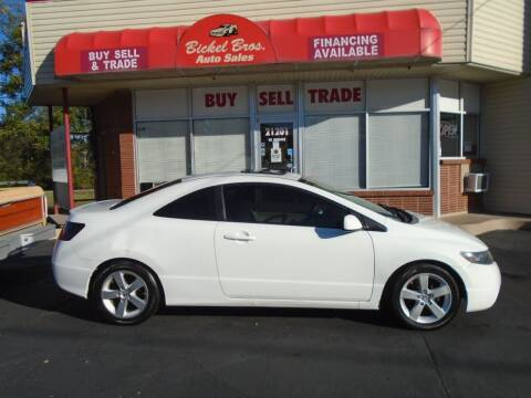 2008 Honda Civic for sale at Bickel Bros Auto Sales, Inc in Louisville KY
