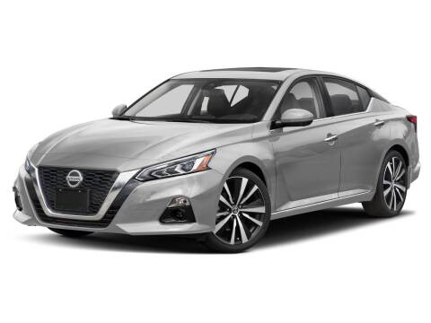 2019 Nissan Altima for sale at PATRIOT CHRYSLER DODGE JEEP RAM in Oakland MD