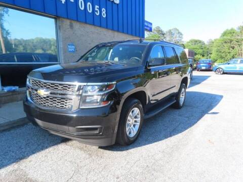 2015 Chevrolet Tahoe for sale at 1st Choice Autos in Smyrna GA