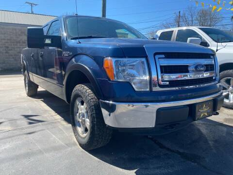 2013 Ford F-150 for sale at Auto Exchange in The Plains OH