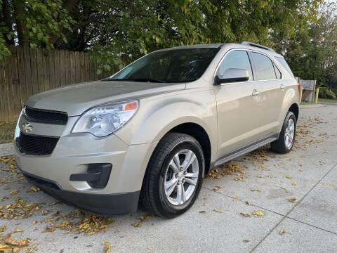 2013 Chevrolet Equinox for sale at Harold Cummings Auto Sales in Henderson KY
