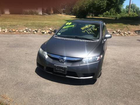 2009 Honda Civic for sale at Auto Plus in Amesbury MA