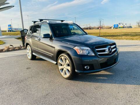 2010 Mercedes-Benz GLK for sale at Airport Motors in Saint Francis WI