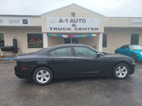 2014 Dodge Charger for sale at A-1 AUTO AND TRUCK CENTER in Memphis TN
