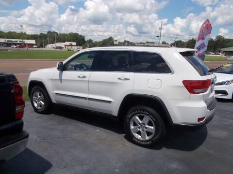 2012 Jeep Grand Cherokee for sale at West TN Automotive in Dresden TN