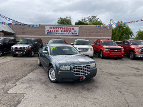 2005 Chrysler 300 for sale at Brothers Auto Group in Youngstown OH