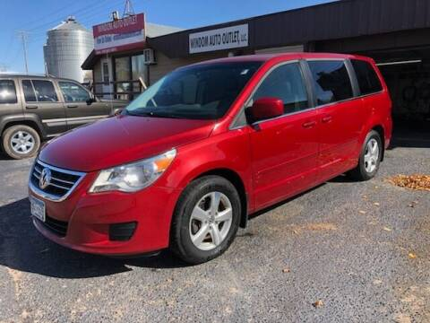 2009 Volkswagen Routan for sale at WINDOM AUTO OUTLET LLC in Windom MN