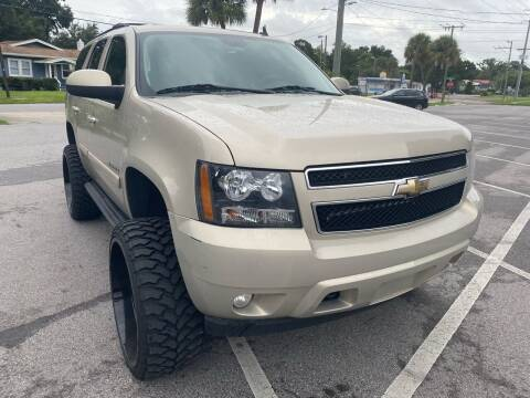 2008 Chevrolet Tahoe for sale at Consumer Auto Credit in Tampa FL