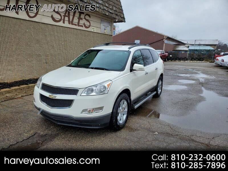 2012 Chevrolet Traverse for sale at Harvey Auto Sales, LLC. in Flint MI