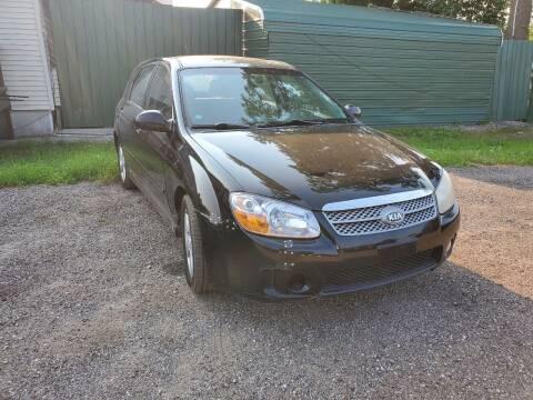 2007 Kia Spectra for sale at ASAP AUTO SALES in Muskegon MI