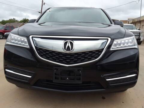 2015 Acura MDX for sale at Auto Haus Imports in Grand Prairie TX