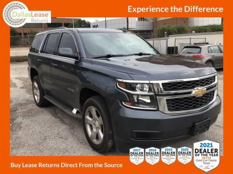 2020 Chevrolet Tahoe for sale at Dallas Auto Finance in Dallas TX