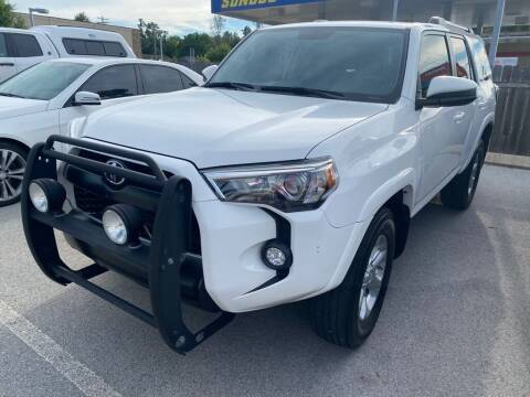 2019 Toyota 4Runner for sale at Z Motors in Chattanooga TN