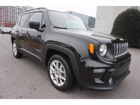 2019 Jeep Renegade for sale at BEAMAN TOYOTA - Beaman Buick GMC in Nashville TN