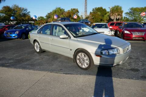 2002 Volvo S80 for sale at J Linn Motors in Clearwater FL