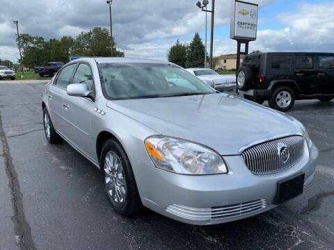 2009 Buick Lucerne for sale at Dunn Chevrolet in Oregon OH