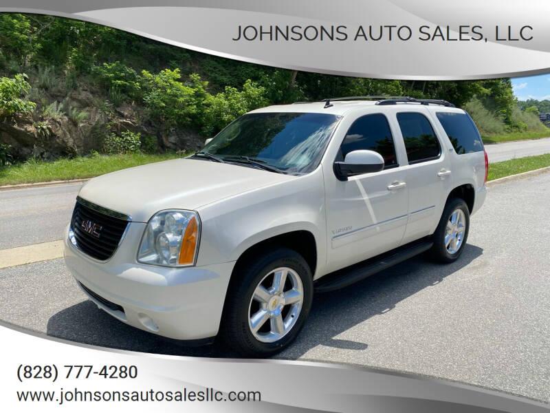 2011 GMC Yukon for sale at Johnsons Auto Sales, LLC in Marshall NC