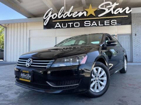 2013 Volkswagen Passat for sale at Golden Star Auto Sales in Sacramento CA