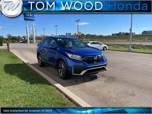2021 Honda CR-V for sale at Tom Wood Honda in Anderson IN