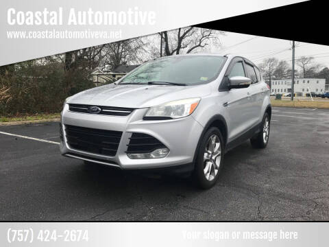 2013 Ford Escape for sale at Coastal Automotive in Virginia Beach VA
