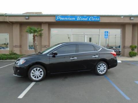 2018 Nissan Sentra for sale at Family Auto Sales in Victorville CA