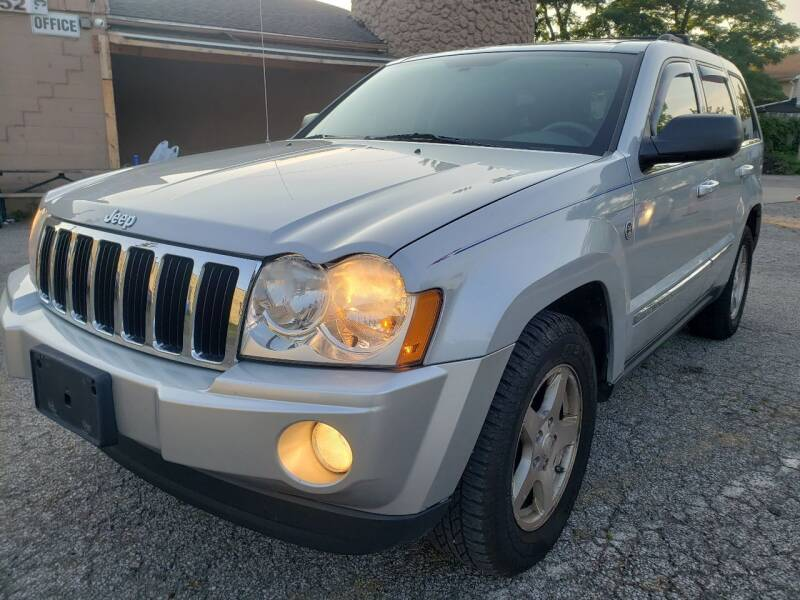 2005 Jeep Grand Cherokee for sale at Flex Auto Sales in Cleveland OH