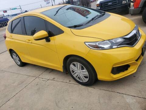 2018 Honda Fit for sale at SP Enterprise Autos in Garland TX