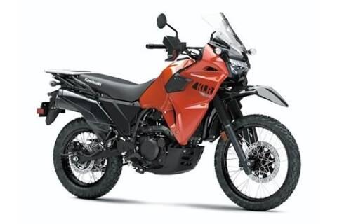 2022 Kawasaki KLR 650 for sale at GT Toyz Motor Sports & Marine - GT Toyz Motorsports in Halfmoon NY