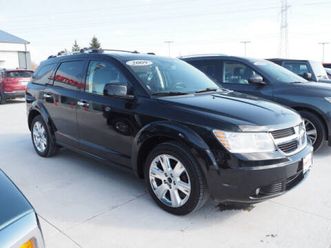 2009 Dodge Journey for sale at SIMOTES MOTORS in Minooka IL