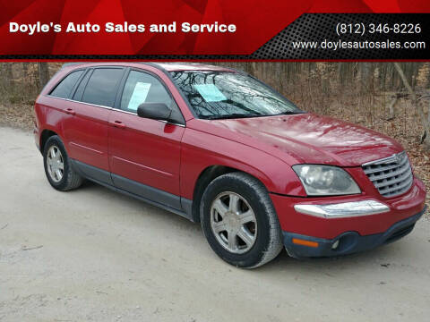 2005 Chrysler Pacifica for sale at Doyle's Auto Sales and Service in North Vernon IN