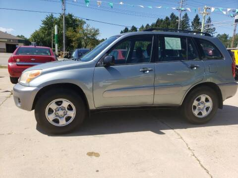 2005 Toyota RAV4 for sale at Super Trooper Motors in Madison WI