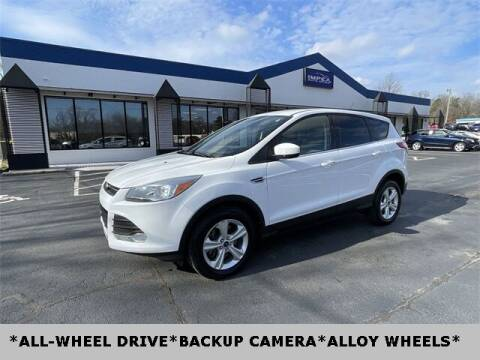 2014 Ford Escape for sale at Impex Auto Sales in Greensboro NC