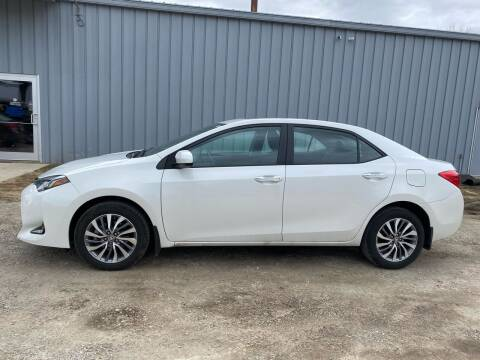 2018 Toyota Corolla for sale at Sam Buys in Beaver Dam WI