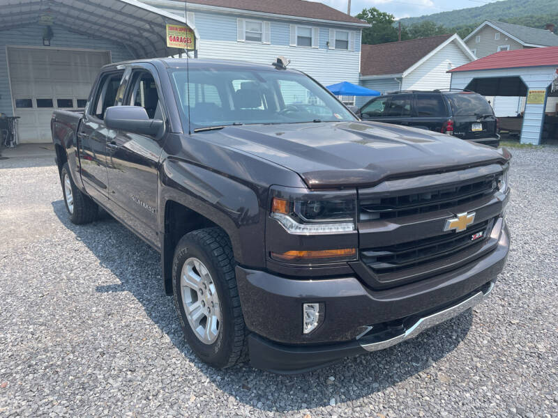 2016 Chevrolet Silverado 1500 for sale at DOUG'S USED CARS in East Freedom PA
