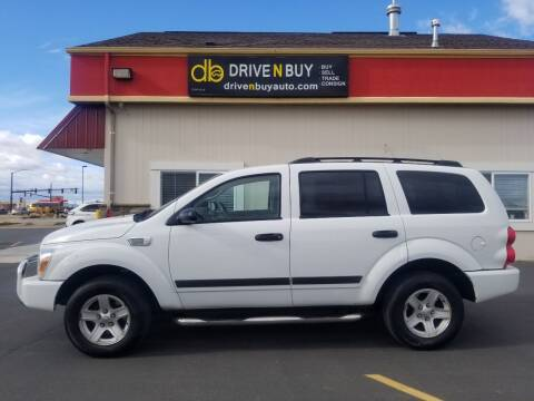 2006 Dodge Durango for sale at Drive N Buy, Inc. in Nampa ID