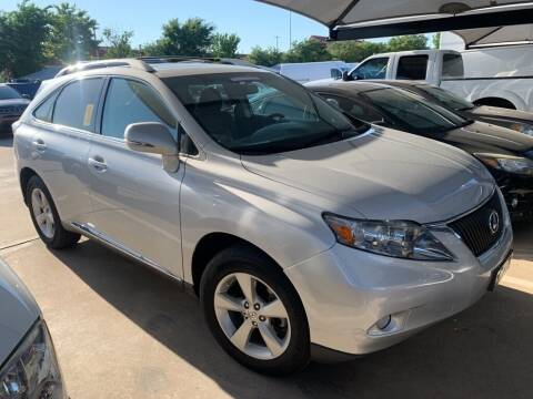2012 Lexus RX 350 for sale at Excellence Auto Direct in Euless TX