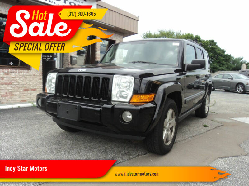 2006 Jeep Commander for sale at Indy Star Motors in Indianapolis IN