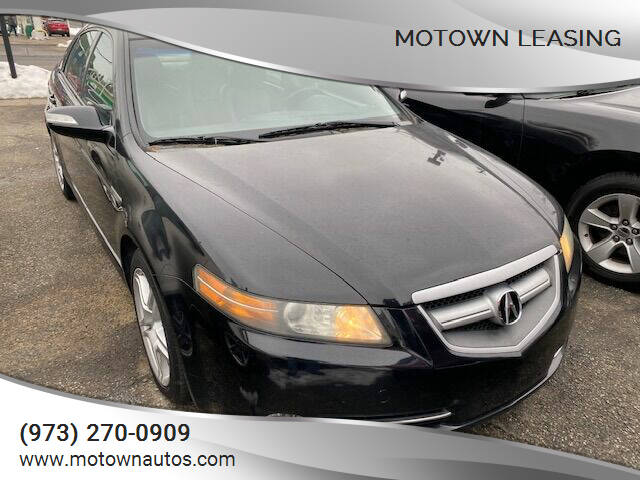 2008 Acura TL for sale at Motown Leasing in Morristown NJ