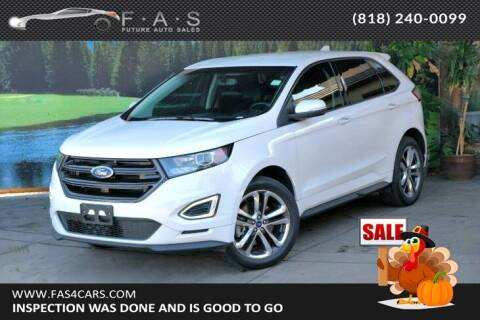 2017 Ford Edge for sale at Best Car Buy in Glendale CA