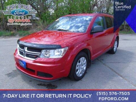 2020 Dodge Journey for sale at Fort Dodge Ford Lincoln Toyota in Fort Dodge IA