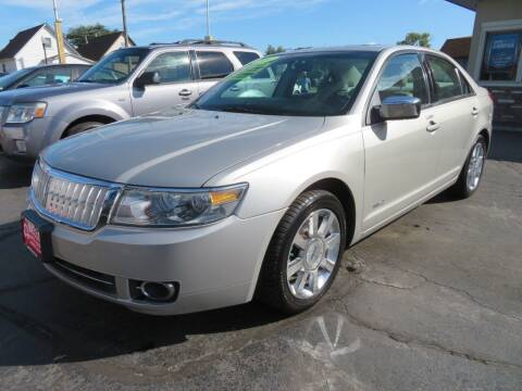 2007 Lincoln MKZ for sale at Bells Auto Sales in Hammond IN