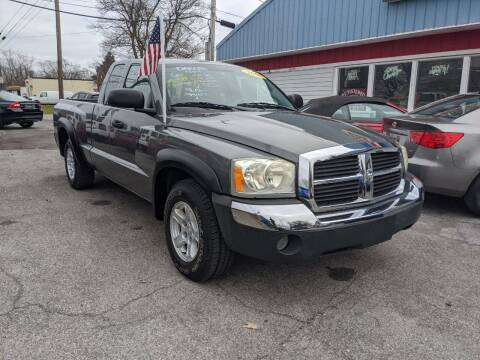 2005 Dodge Dakota for sale at Peter Kay Auto Sales in Alden NY